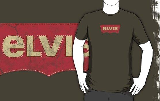Elvis by David Benton