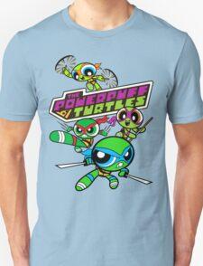 The Powerpuff Turtles Unisex T-Shirt