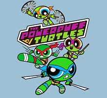 The Powerpuff Turtles Unisex T-Shirt