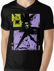 crow shaman Mens V-Neck T-Shirt