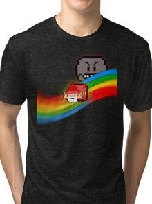 NyanGnome Tri-blend T-Shirt