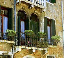 Venice '01 by Hans Bax
