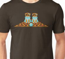 Shining Kitty Twins Unisex T-Shirt