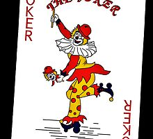 The Joker by Steve Purnell