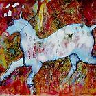MYTHICAL IBIS by Redlady
