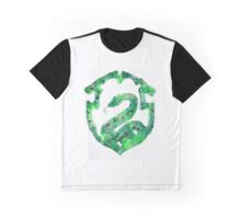 Slytherin House Crest Graphic T-Shirt