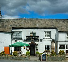Hawkshead..The Kings Arms by VoluntaryRanger