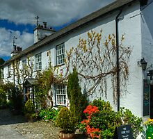Hawkshead...The Honeypot and Ivy Covered Cottage With Jam Jars by VoluntaryRanger
