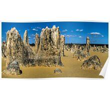 Pinnacles - Nambung National Park - WA Poster