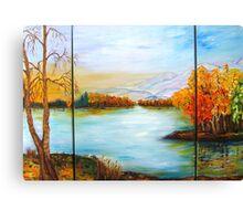 Autumn by Doris Cohen Canvas Print