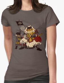 Lord of Cats Womens Fitted T-Shirt