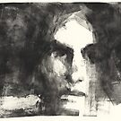mono print face 2 by djones