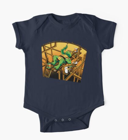 The Sistine Sewer One Piece - Short Sleeve
