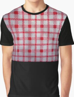 closeup pattern texture of general traditional textile style native from fabric  Graphic T-Shirt