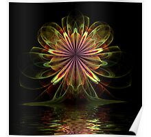 Tulle Reflections Poster
