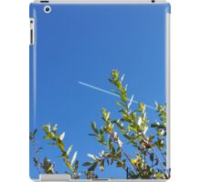 clear sky iPad Case/Skin