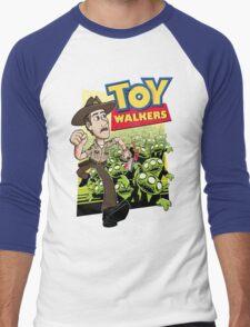 Toy Walkers (color) Men's Baseball ¾ T-Shirt