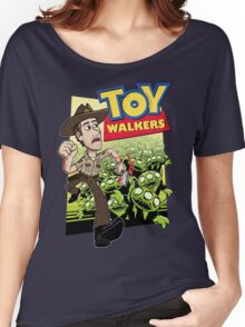 Toy Walkers (color) Women's Relaxed Fit T-Shirt