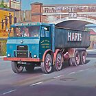 Leyland Hippo hybrid. by Mike Jeffries