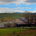 I Love Her Wide Horizons - Somewhere Near Oberon (60 Exposure HDR Pano) - The HDR Experience by Philip Johnson