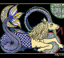 Capricorn by Sally O'Dell