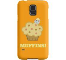Derpy (Ditzy Doo) - Muffins! - (My Little Pony Friendship is Magic) Samsung Galaxy Case/Skin