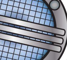 Ranger Command Power Hour - Podcast Logo Sticker