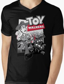 Toy Walkers Mens V-Neck T-Shirt