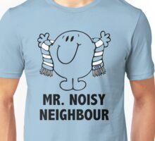 Manchester City Mr. Noisy Neighbour Unisex T-Shirt