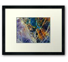 Kaleidoscope Prism Framed Print