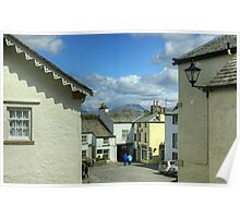The Heart Of Hawkshead Poster