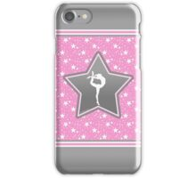 Gymnastics Among the Stars iPhone Case/Skin