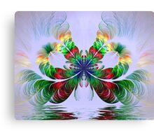Colour Your Life Canvas Print