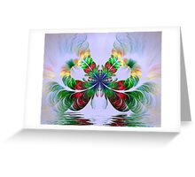 Colour Your Life Greeting Card
