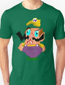 Wario Caricature T-Shirt