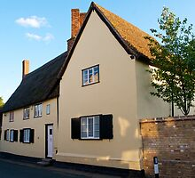 Alconbury Cottage by Melodee Scofield