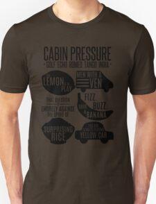 Cabin pressure moments  T-Shirt