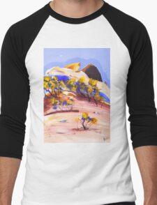 Intruders Men's Baseball ¾ T-Shirt