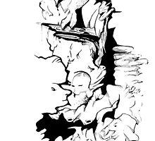 Doodle dream by Fran Webster