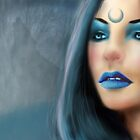 Priestess of the Moon [feel so blue] by Kagara