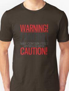 WARNING! FANGIRL (II) T-Shirt