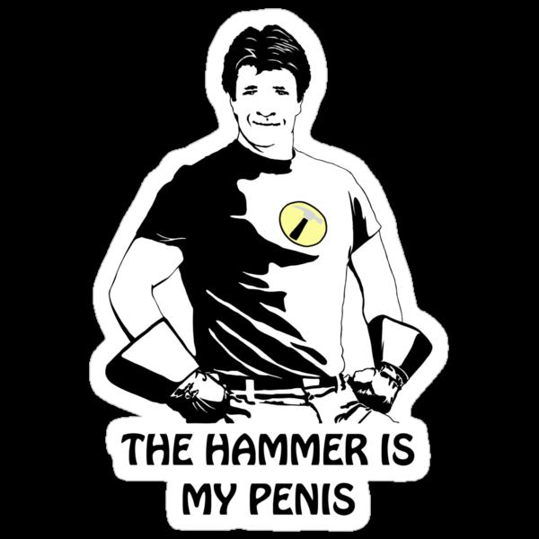 Captain Hammer by CircusDoll