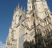 The Minster by Robert Gipson