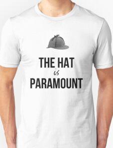 The Hat is Paramount - Cabinlock Unisex T-Shirt