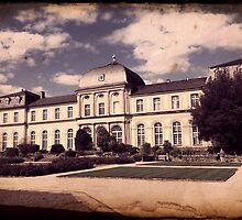 Schloss Poppelsdorf by aandm-photo