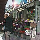 Norwich Market by Daisy Brooke