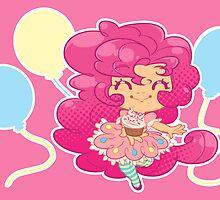 MLP Gijinka Pinkie Pie by Rachel Zimra