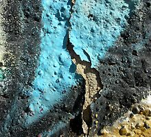 Abstract On A Wall by Michele Filoscia