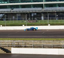 fast racing car by craig wilson
