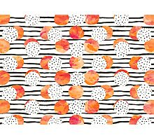 Fruity Orange Photographic Print